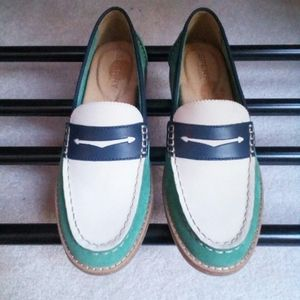 Sperry Top-Sider Seaport Tri Tone Penny Loafer